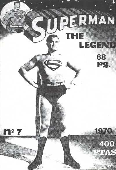 SUPERMAN THE LEGEN NO.7