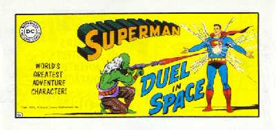 DUEL IN SPACE