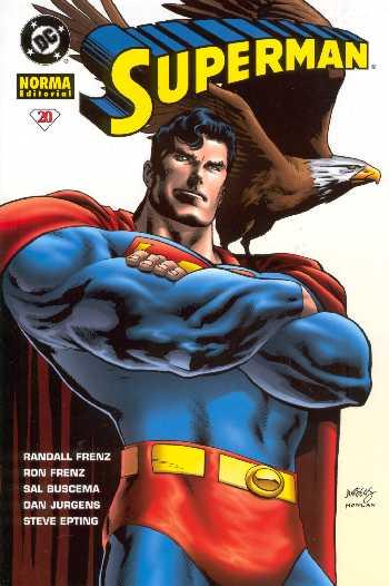 COLECCIÓN DEFINITIVA: SUPERMAN [UL] [cbr] Norma20